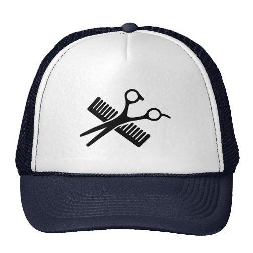 Comb & Scissors Hats