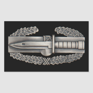 Combat Action Badge Sticker