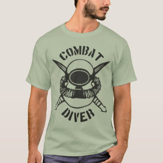 Combat Diver T-Shirt