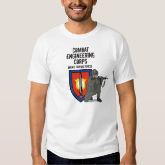Combat Engineering Corps, Israel Defense Forces Tshirts