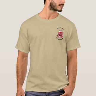 COMBAT ENGINEERS T- SHIRT