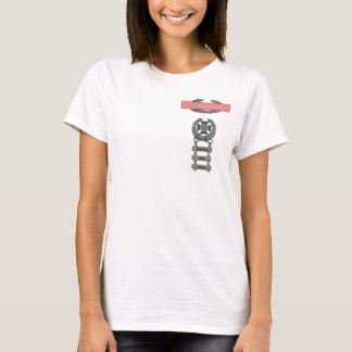 Combat Kitchen Badge T-Shirt