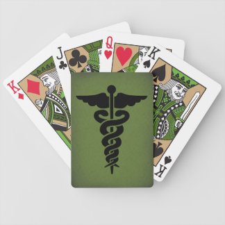Combat Medic playing cards
