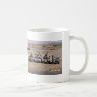 combat Ready Classic White Coffee Mug