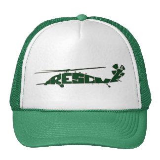 Combat Rescue Trucker Hat