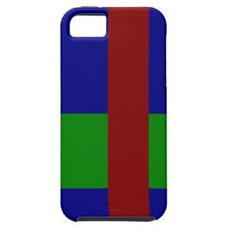 Combinaison de palette de couleur trois - mélange coque iPhone 5