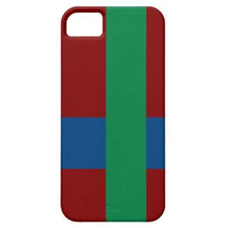 Combinaison de palette de couleur trois - mélange étuis iPhone 5