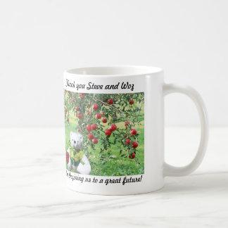 Combined Thank you Steve, Woz, and Guido Classic White Coffee Mug
