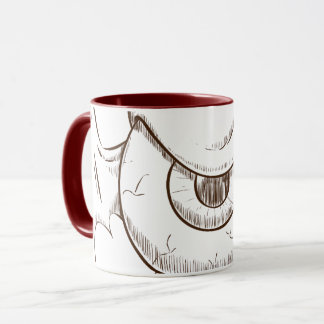 Combo mug Monster Eye of Wing