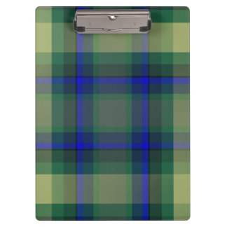 Combo Plaid clipboard