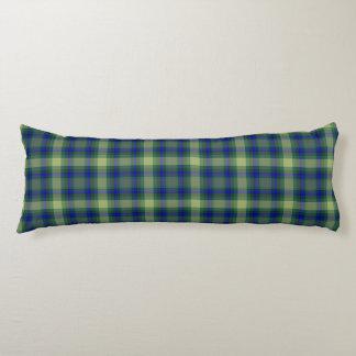 Combo Plaid pillow