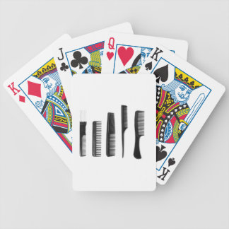 Combs Bicycle Playing Cards