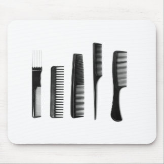 Combs Mouse Pad