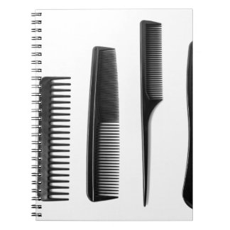 Combs Spiral Notebook