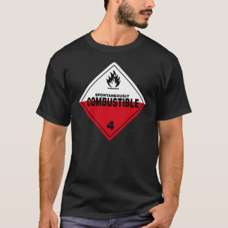 Combustible T-Shirt