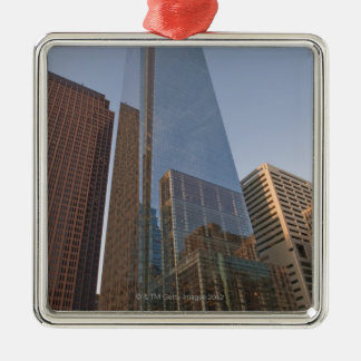 Comcast Center and Bell Atlantic Tower Metal Ornament