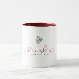 Come Alive mug