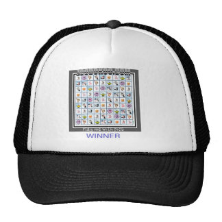 Come all sudoku gamers !!! trucker hat