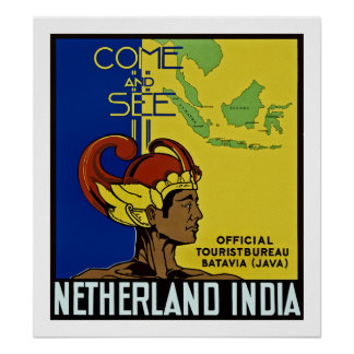 Come and See Netherland India Poster