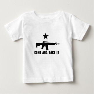 Come and Take It Baby T-Shirt