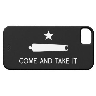Come and Take It Flag iPhone 5 Case