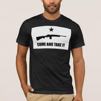 COME AND TAKE IT - Mini-14 Ranch Rifle No. 1 T-Shirt