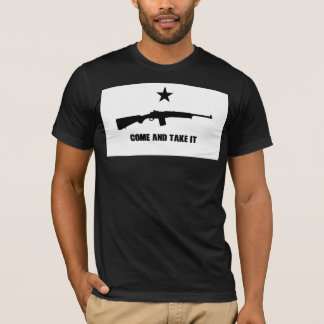 COME AND TAKE IT - Mini-14 Ranch Rifle No. 6 T-Shirt