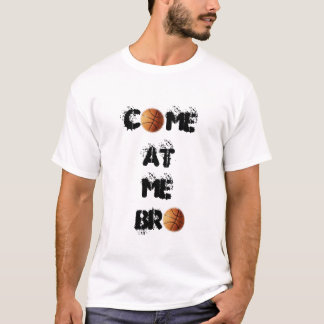 """Come at me Bro"" micro fiber singlet T-Shirt"