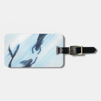 Come Away With Me Luggage Tag