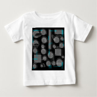 Come down - blue baby T-Shirt