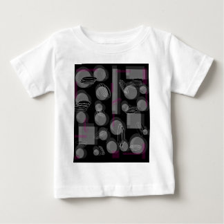 Come down - magenta baby T-Shirt