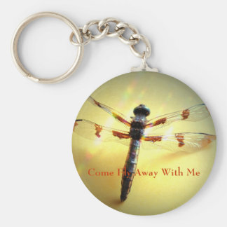 Come Fly Away With Me Keychain