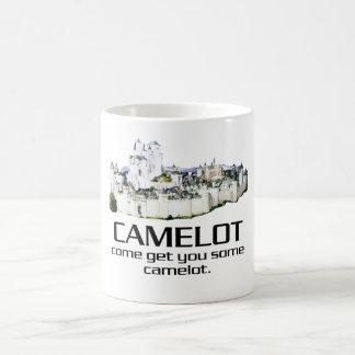 Come Get You Some Camelot. Classic White Coffee Mug