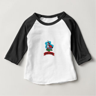 come home to church baby T-Shirt