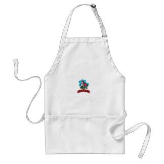 come home to church standard apron