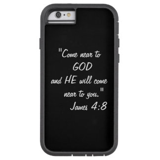 """Come Near to God"" Iphone 6/6s Tough Extreme Case"