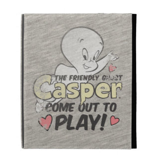 Come Out To Play iPad Case