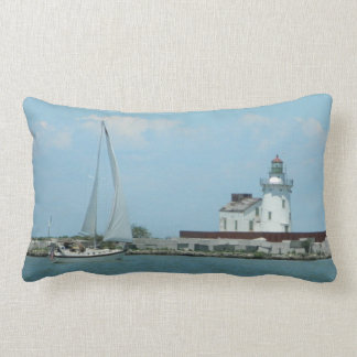 Come Sail Away (Cleveland, OH) Lumbar Pillow