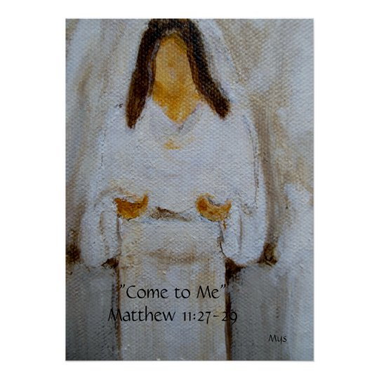 """Come to Me"" Poster"