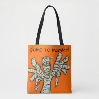 COME TO MUMMY! TOTE BAG