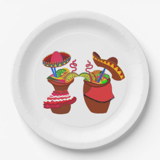 Come To Party! HHM Party Paper Plates