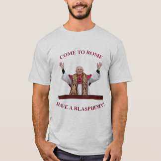 Come to Rome! T-Shirt