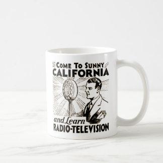 Come To Sunny California Mug