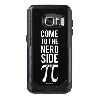 Come To The Nerd Side OtterBox Samsung Galaxy S7 Case