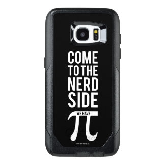 Come To The Nerd Side OtterBox Samsung Galaxy S7 Edge Case