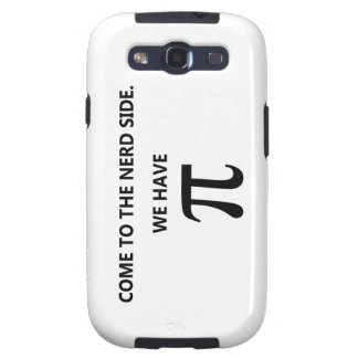 """""""Come to the nerd side"""" Samsung Galaxy S3 Case"""