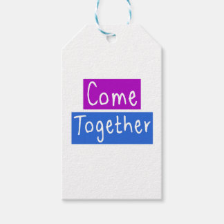Come Together Gift Tags