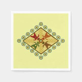 Come Together Kwanzaa Party Paper Napkins