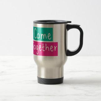 Come Together Travel Mug