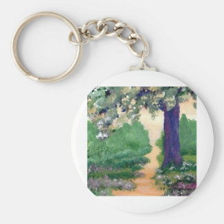 Come Walk With Me - CricketDiane Art Stuff Keychain